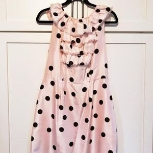 Kate Spade ruffled dress